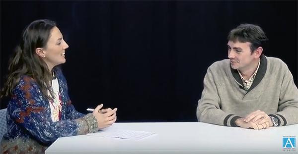 """David Gil: """"El conocimiento y el contacto con personas con enfermedades mentales graves es lo que ayuda a derribar creencias estigmatizantes"""""""