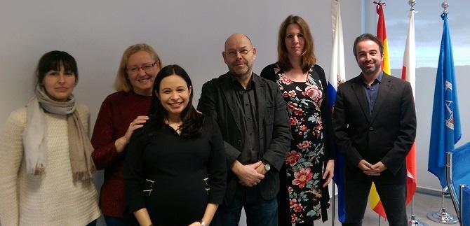 La Universidad Europea del Atlántico firma un acuerdo con la Saxion University holandesa, en el marco del programa Erasmus