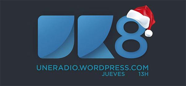 Uneatlantico Radio emite mañana un programa especial de Navidad