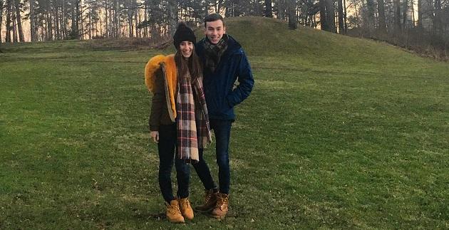 Dos estudiantes de Traducción e Interpretación comienzan un período lectivo de intercambio en la University West de Suecia