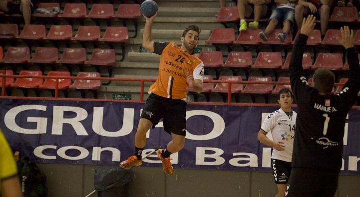El Balonmano Torrelavega gana en la cancha del Secin Group Alcobendas y encadena seis victorias consecutivas