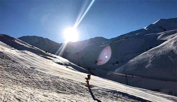 Semana blanca | Alumnos de UNEATLANTICO disfrutan de unos días de esquí en Astún