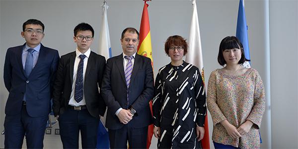 UNEATLANTICO fortalece el intercambio con universidades chinas
