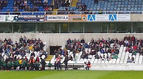 El Real Racing Club y UNEATLANTICO invitan a la comunidad del campus al partido de Liga contra la Ponferradina