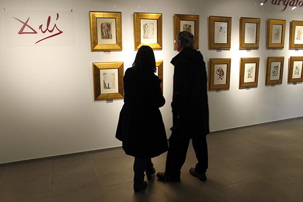 UNEATLANTICO y el Ayuntamiento de Reinosa organizan una muestra exclusiva de grabados originales de Salvador Dalí