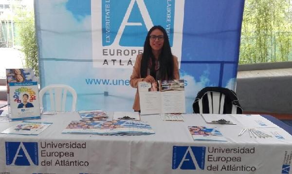 UNEATLANTICO participa en la feria universitaria SRT 2017 Latín American Tour celebrada en Guatemala