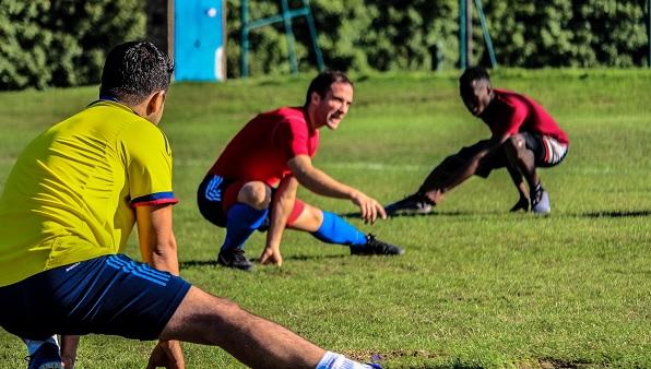 El Servicio de Deportes organiza un curso de especialista en entrenamiento de fútbol