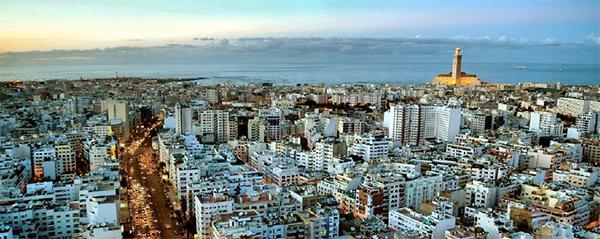 UNEATLANTICO participa en la I Feria Estudiar en España celebrada en Casablanca y Tánger