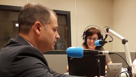 El rector explicó en La Mañana de COPE el modelo internacional de la Universidad Europea del Atlántico