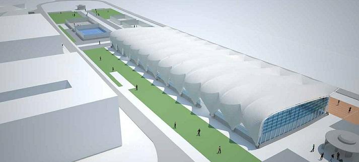 UNEATLANTICO amplía su campus con una residencia de estudiantes y un área deportiva de 7000 m²
