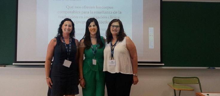 Profesoras de UNEATLANTICO presentaron una comunicación en el V Congreso Entreculturas de Traducción e Interpretación