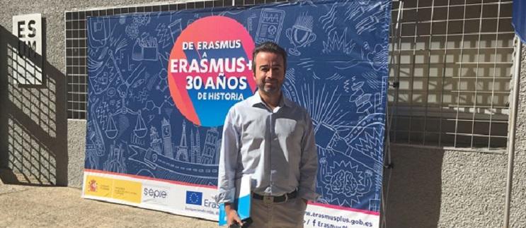 UNEATLANTICO estudió con la SEPIE las principales novedades del programa Erasmus para el próximo curso 2017-2018