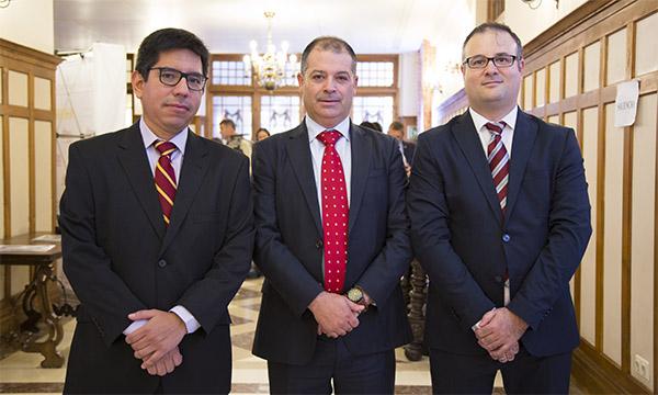 Representantes de UNEATLANTICO asisten a un curso de la Agencia Nacional de Evaluación en la UIMP