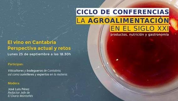 Hoy comienza una nueva edición del ciclo de conferencias sobre Agroalimentación del siglo XXI, patrocinado por UNEATLANTICO