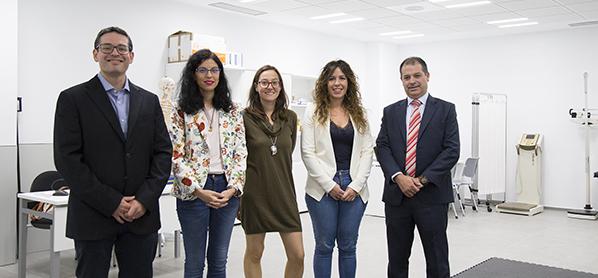 La Universidad Europea del Atlántico firma un convenio con el Colegio Oficial de Dietistas Nutricionistas de Cantabria