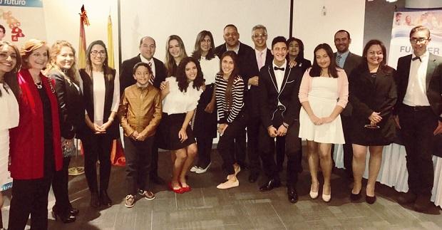 Diplomáticos españoles en Colombia y Costa Rica reciben a los estudiantes matriculados en UNEATLANTICO