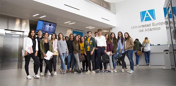 UNEATLANTICO inaugura el curso académico con más de 450 alumnos de nuevo ingreso matriculados en sus 14 grados