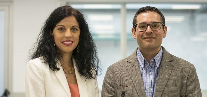 Los doctores Sandra Sumalla e Iñaki Elío defendieron con éxito sus tesis en Proyectos de Salud y Nutrición