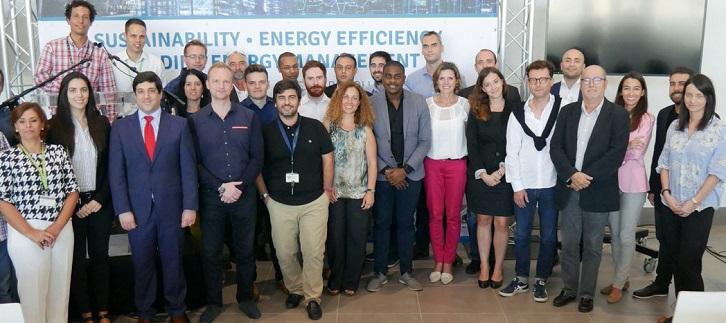 UNEATLANTICO participó en la presentación del proyecto europeo Energy in Time, liderado por Acciona Construcción