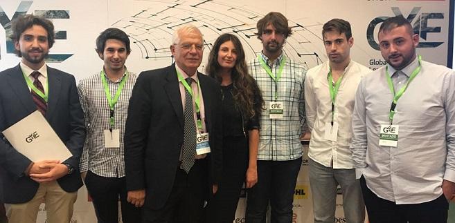 Estudiantes de UNEATLANTICO escucharon de primera mano a líderes mundiales de la empresa y la política en el GYLF