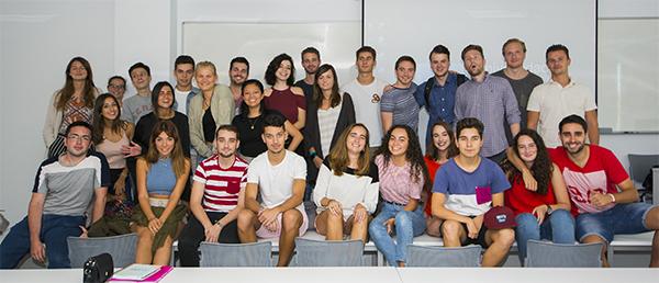Un grupo de 50 alumnos de UNEATLANTICO se acoge este curso al programa de movilidad Erasmus