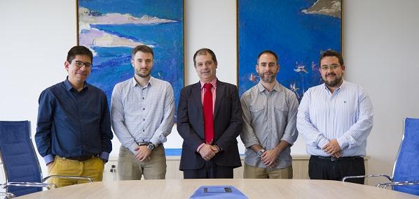Cuatro alumnos de ingeniería informática de UNEATLANTICO se incorporan como becarios en la empresa Netkia