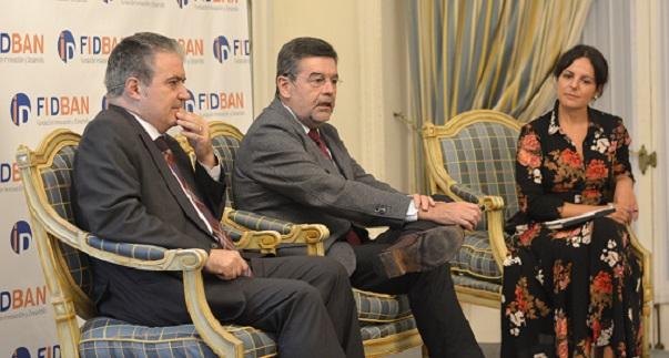 El presidente de FUNIBER, Santos Gracia, afirma que FIDBAN proporcionará oportunidades de negocio y generará empleo en Cantabria