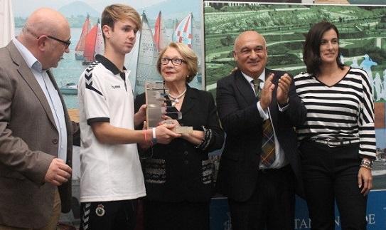UNEATLANTICO participó en la entrega del III Premio Pick a los valores humanos, concedido a la memoria de Peru Zaballa