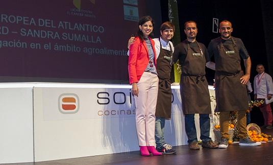 UNEATLANTICO presenta en el congreso Cocinart un innovador proyecto para aprovechar el suero de queso en Cantabria