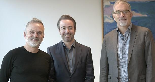 Profesores de la Copenhagen Business Academy visitan  UNEATLANTICO y estudian las bases de una futura colaboración