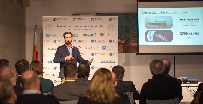 Inversores de Cantabria y Chile participan en la primera ronda de proyectos organizada por FIDBAN