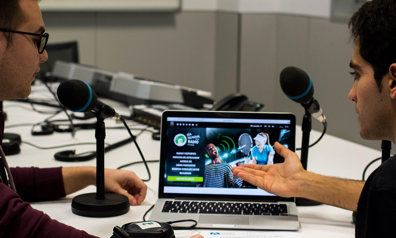UNEATLANTICO celebra hoy el Día Mundial de la Radio con un programa especial desde su estudio