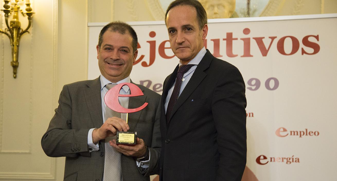 La revista Ejecutivos reconoce a la Universidad Europea del Atlántico con un premio a la Calidad