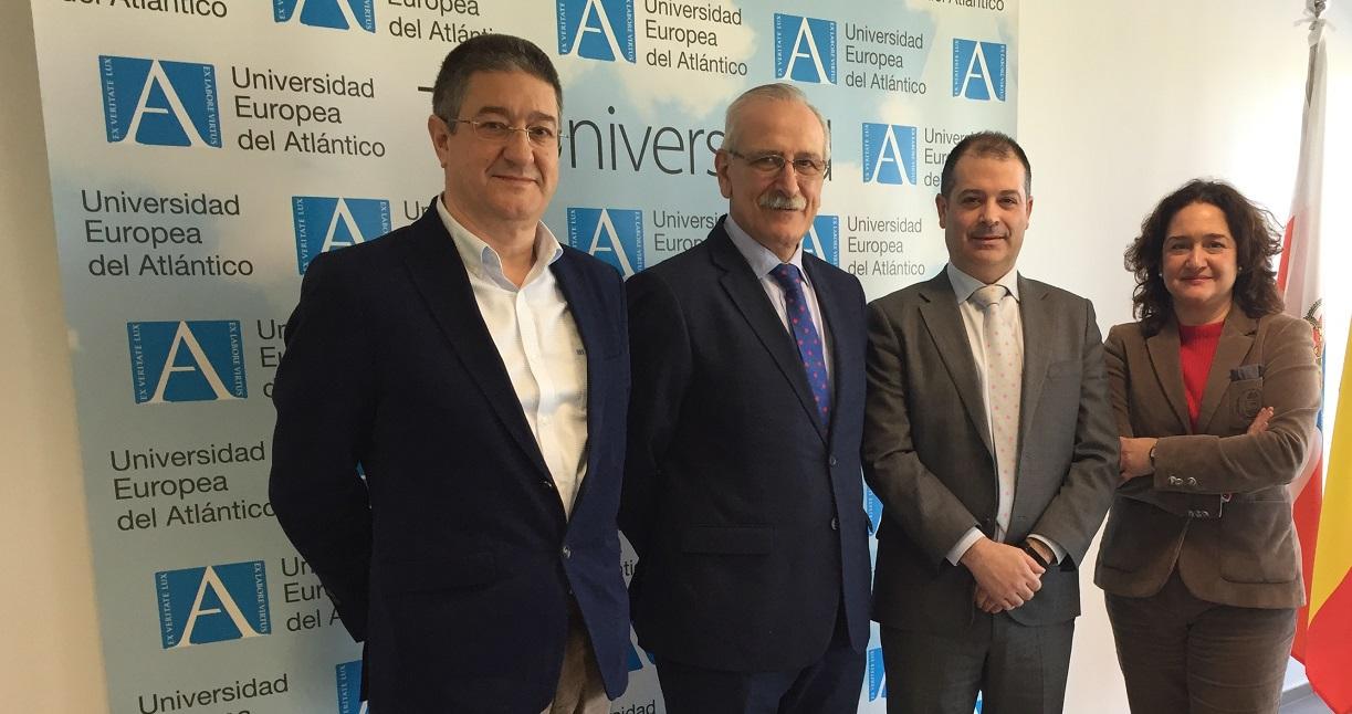 El Colegio Oficial de Ingenieros Industriales de Cantabria presenta su actividad en UNEATLANTICO