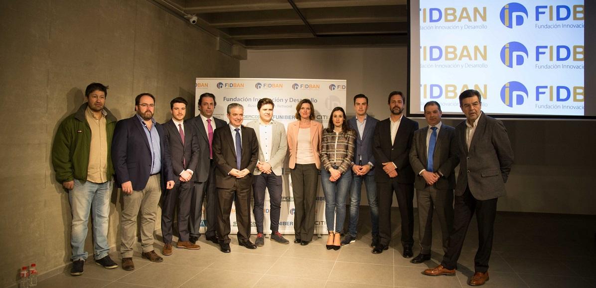 Un centenar de inversores en la segunda ronda de presentación de proyectos empresariales organizada por FIDBAN