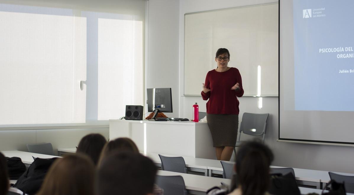 Semana de orientación profesional para alumnos del grado en Psicología