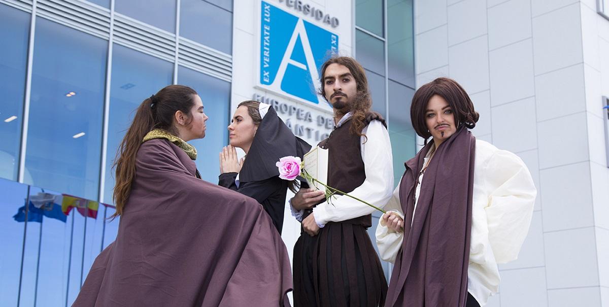 UNEATLANTICO celebra el Día Mundial del Teatro