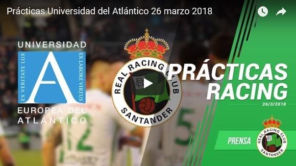 Cinco alumnos de UNEATLANTICO completan su formación en el Real Racing Club