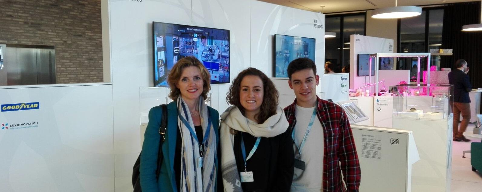 UNEATLANTICO participa en el proyecto europeo Succeed celebrado en Luxemburgo