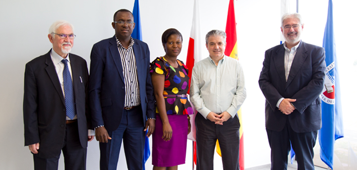 UNEATLANTICO amplía su red de alianzas académicas con la Universidad de Maroua de Camerún