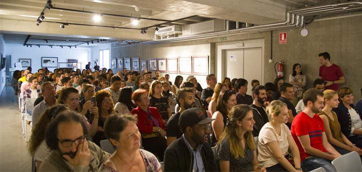 Éxito de participación y asistencia en el I Festival de Cortometrajes que organiza UNEATLANTICO en su campus