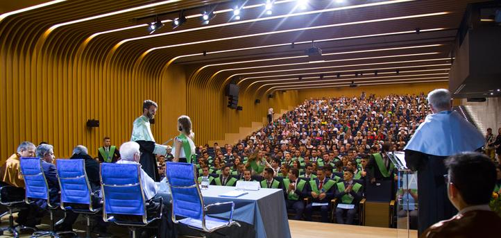 """Santos Gracia: """"UNEATLANTICO ha dejado de ser un sueño para convertirse en una institución académica joven pero madura"""""""