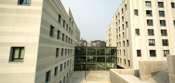 La residencia de estudiantes de UNEATLANTICO es un referente arquitectónico