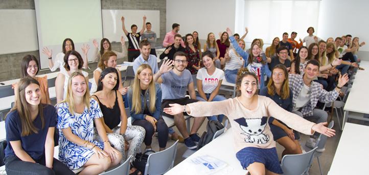 UNEATLANTICO recibe a los alumnos del programa Erasmus