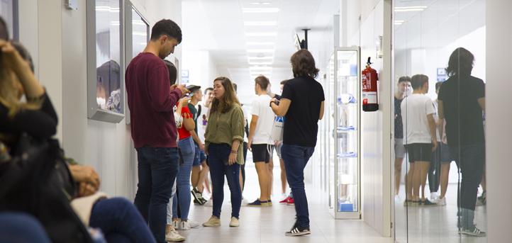 La Universidad Europea del Atlántico inaugura el curso 2018-2019