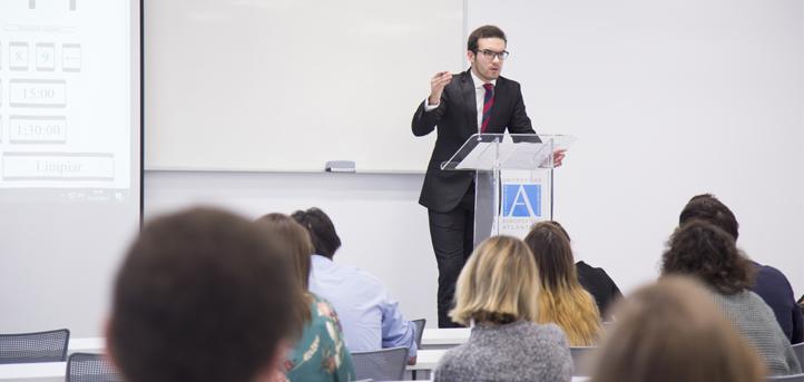 Expertos en oratoria protagonizan la próxima semana en UNEATLANTICO un curso de formación para la Liga de Debate
