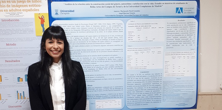 La profesora Mariacarla Martí participó en el Congreso Internacional de Psicología Social celebrado en Cuenca