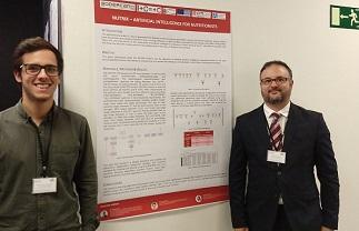 El doctor Jorge Crespo presentó una ponencia sobre inteligencia artificial para nutricionistas en el Bilbao Data Science
