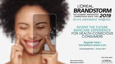 Dos equipos de estudiantes desarrollan proyectos para participar en el Concurso Brandstorm 2019 de L'Oréal