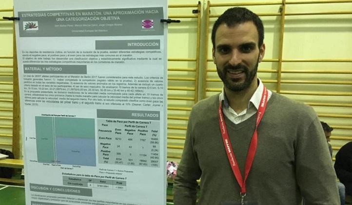 Profesores de UNEATLANTICO presentaron dos ponencias en el X Congreso Internacional de Ciencias del Deporte